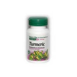 Nature's Plus Turmeric 60 Vcaps