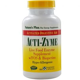 Nature's Plus Acti-Zyme 90 Vcaps