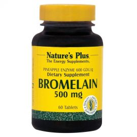 Nature's Plus Bromelain 500mg 60 tabs