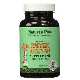 Nature's Plus Papaya Enzyne 180 tabs