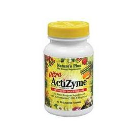 Nature's Plus Ultra Acti-Zyme 90 tabs