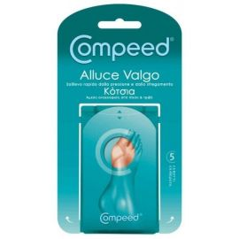 COMPEED BLISTERS TOES ΕΠΙΘΕΜΑΤΑ ΦΟΥΣΚΑΛΕΣ ΣΤΑ ΔΑΚΤΥΛΑ ΤΩΝ ΠΟΔΙΩΝ
