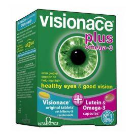 VITABIOTICS VISIONACE PLUS 28tabs/28caps