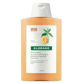 KLORANE Σαμπουάν με βούτυρο μάνγκο (ΞΗΡΑ-ΑΦΥΔΑΤΩΜΕΝΑ) 200 ml