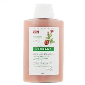 KLORANE Σαμπουάν με εκχύλισμα ροδιού-ΒΑΜΜΕΝΑ-400 ml