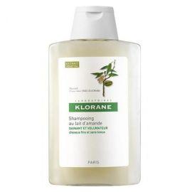 KLORANE Σαμπουάν με γαλάκτωμα αμυγδάλου (ΛΕΠΤΑ)400 ml