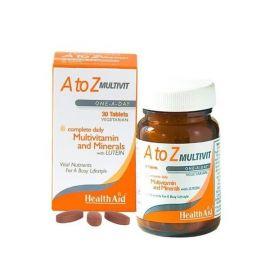 HEALTH AID A TO Z ΠΟΛΥΒΙΤΑΜΙΝΕΣ 30 tabs