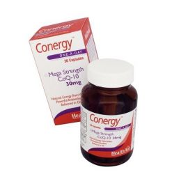 HEALTH AID COENERGY Q10 30 mg 30 caps