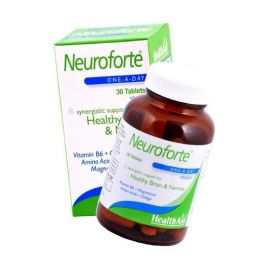 HEALTH AID NEUROFORTE Αμινοξέα-Βιταμίνες-Λεκιθίνη-Ginkgo Biloba