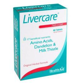 HEALTH AID LIVER CARE Detox 60 vetabs