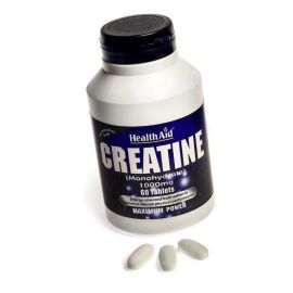 HEALTH AID Creatine 1000mg 60 tabs