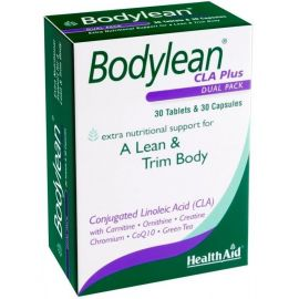 HEALTH AID Bodylean CLA Plus Capsules & Tablets 60's