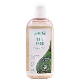 HEALTH AID Tea Tree Σαμπουάν Για Ψείρες