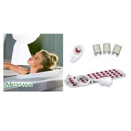 MEDISANA BATH SPA Happy Life Υδρομασάζ μπάνιου με αρωματοθεραπεί