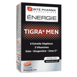 Forte Pharma Tigra+Men Τόνωση Σεξουαλικότητας 28 tabs