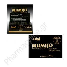 Mumijo, ΒΙΟΛΟΓΙΚΟ ΣΥΜΠΛΗΡΩΜΑ ΔΙΑΤΡΟΦΗΣ, 30 caps