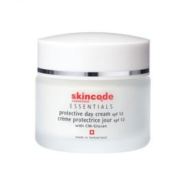 SKINCODE Essentials Protective Day Cream SPF12 50ml-Ενυδάτωση Κρ