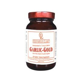 Olympian Labs Garlic Gold 600mg 60caps