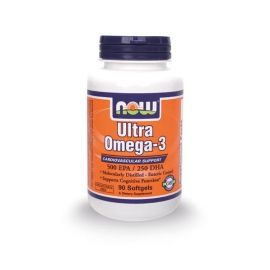 Nowfoods Omega-3 Ultra 90 softgels