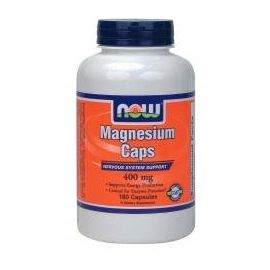 Nowfoods MAGNESIUM CITRATE 200MG 100TABS