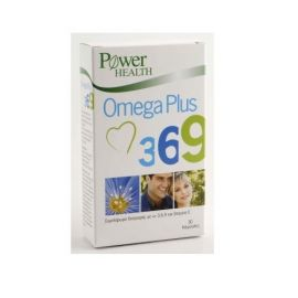POWER HEALTH Omega Plus 30caps