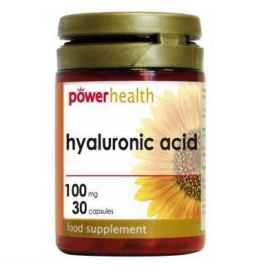 Power Health Hyaluronic Acid 100 mg, 30caps