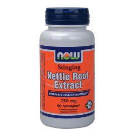 Nowfoods NETTLE ROOT EXTRACT 250mg 90 VCAPS Ανοσοποιητική λειτου
