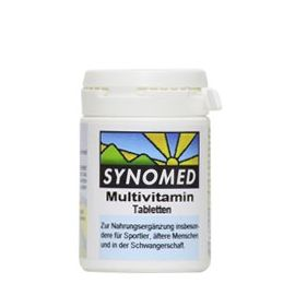 Synomed Multivitamin 50tabs