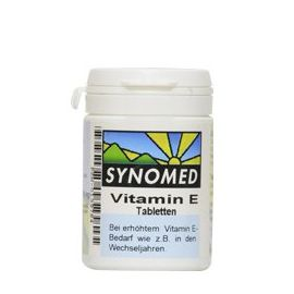Synomed Vitamin E 50tabs