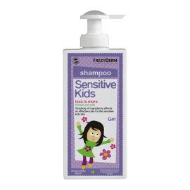FREZYDERM Sensitive Kids Shampoo for Girls 200ml