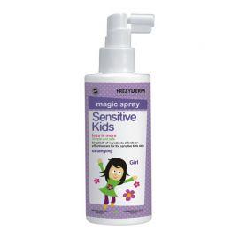 FREZYDERM Sensitive Kids Magic Spray for Girls 150ml