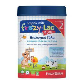 Frezyderm Frezy-Lac Pure 2 400gr Βιολογικό γάλα για μωρά