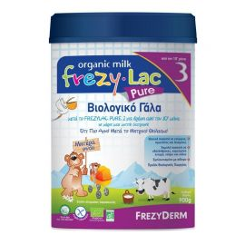 Frezyderm Frezy-Lac Pure 3 400gr Βιολογικό γάλα για μωρά
