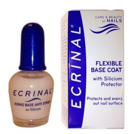 Ecrinal Ελαστική Προστατευτική Βάση Νυχιών 10ml
