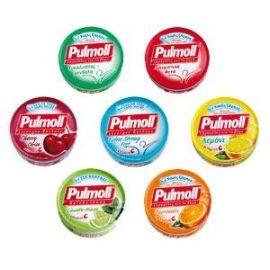 Pulmoll Καραμέλες Λεμόνι με Βιταμίνη C