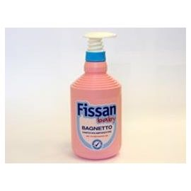 FISSAN Baby Bagnetto Βρεφικό σαμπουάν & αφρόλουτρο 250ml