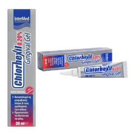 Intermed Chlorhexil Gingival 0.20% Gel, 30ml