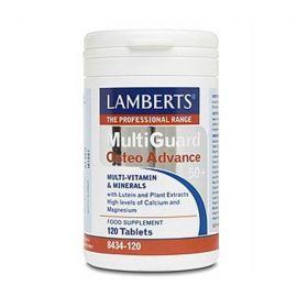 Lamberts MultiGuard Osteoadvance 50+ 120tabs
