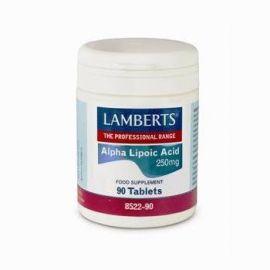 Lamberts Alpha Lipoic acid 250mg 90tabs