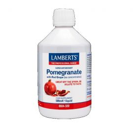 Lamberts Pomegranate Concetrate 500ml