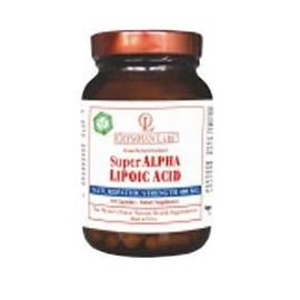Olympian Labs Super Alpha Lipoic Acid 60CAPS