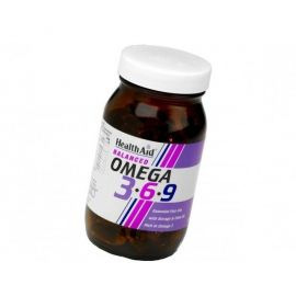 Health Aid Omega 3 - 6 - 9 1155 mg 90caps