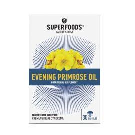 Superfoods Έλαιο Νυχτολούλουδου™ Primrose Oil, 350mg, 50ca