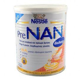 Nestle PreNAN Discharge Ειδικό γάλα για Λιποβαρή/Πρόωρα βρέφη 40