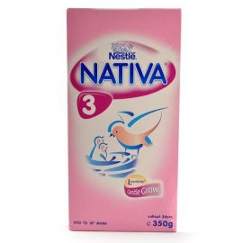 Nestle Nativa 3 βρεφικό γάλα από τον 10ο μήνα 350g