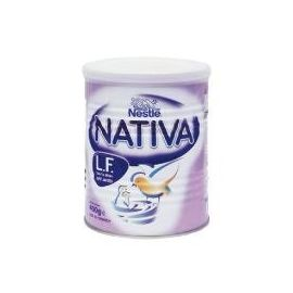Nestle Nativa LF Γάλα για βρέφη χωρίς Λακτόζη 400g