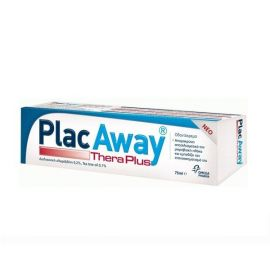 Plak Out Plac Away Thera Plus Οδοντόκρεμα 75ml