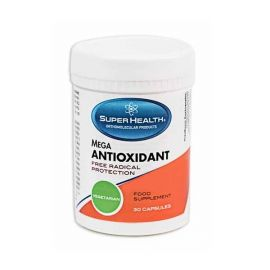 Super Health Mega Antioxidant 30tabs