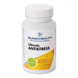 Super Health Ultimate Anti-Stress 60caps