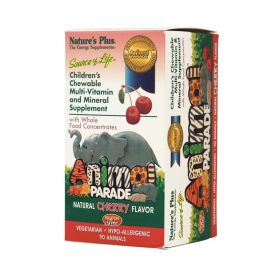 Nature's Plus Animal Parade Cherry 90 tabs